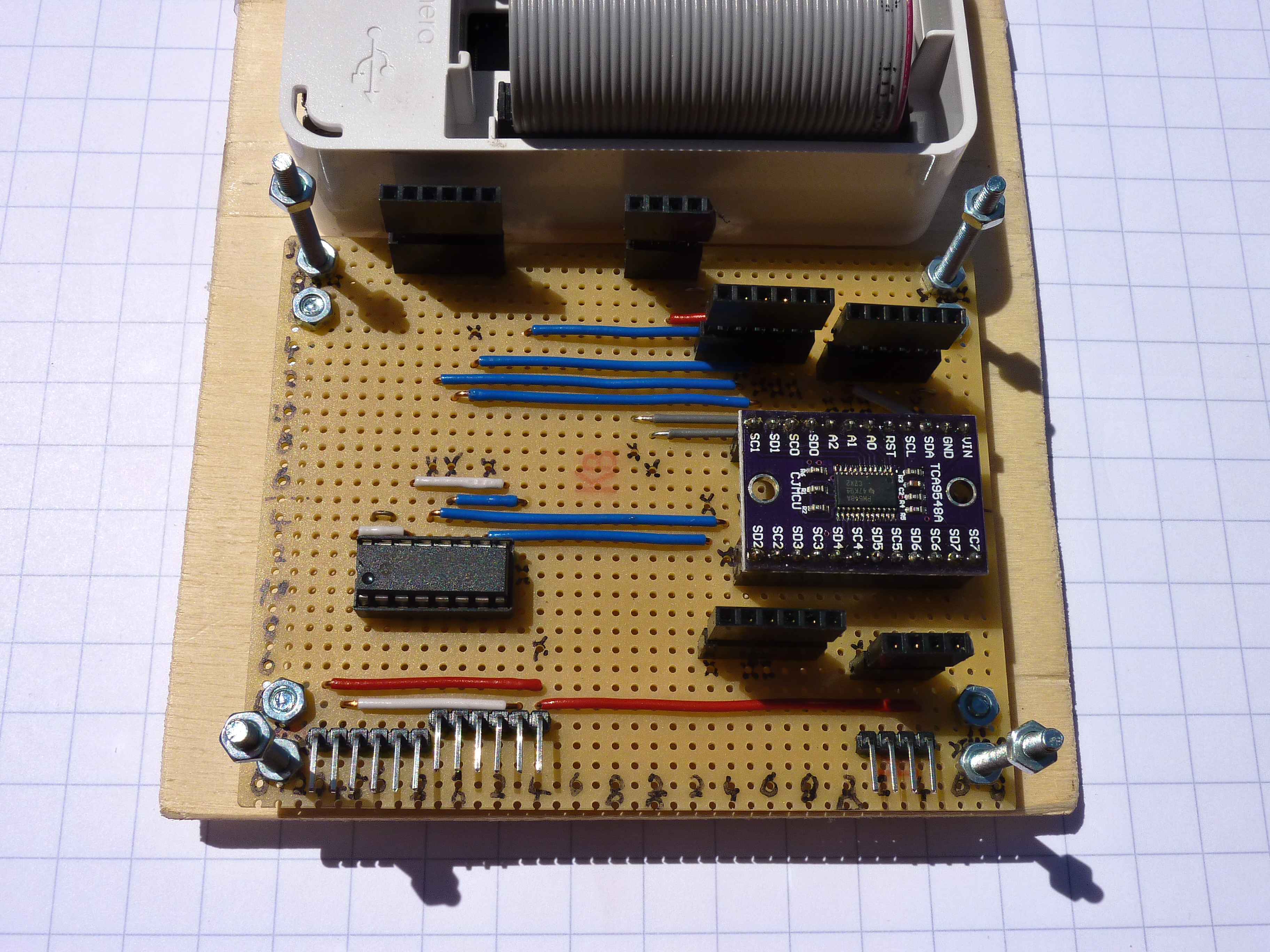 LowerConnectorBoard